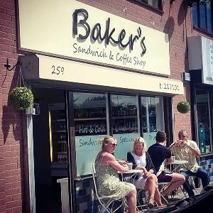 Bakers Coffe and Sandwich Shop