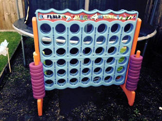 Nathans giant connect four
