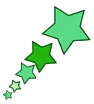 Freddies Friends stars logo