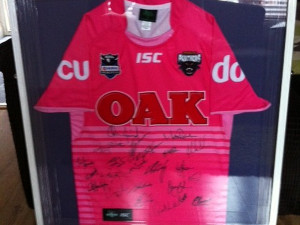 Penrith Panthers shirt