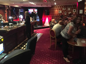 2016: A brilliant night at Napoleons Casino. £913 raised.