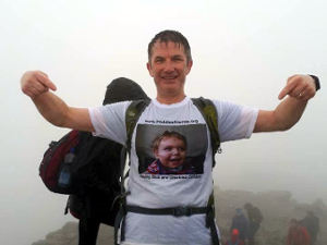 2017: Edgey and Jonny completed the 4 peaks: Ben Nevis, Snowdon, Scafell Pike, and Slieve Donard