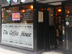 2017: The Coffee Shop Hull raised £625 from a sponsored cycle ride