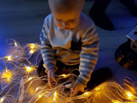 2018: Sensory lights for Callan